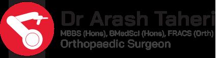 Dr Arash Taheri Logo